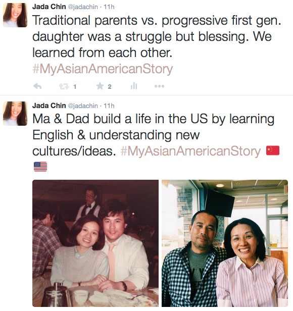 #MyAsianAmericanStory